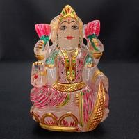 美と富と豊穣の女神様‼ ラクシュミー様 ヒマラヤ水晶  485g