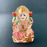 美と富と豊穣の女神様‼ ラクシュミー様 ヒマラヤ水晶  144g