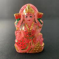 美と富と豊穣の女神様‼ ラクシュミー様 ローズクォーツ 251g