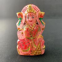 美と富と豊穣の女神様‼ ラクシュミー様 ローズクォーツ 187g