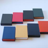 KAMIKA(カミカ) 名刺入れ box card case カスタム(10 colors)