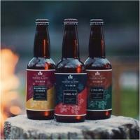 RISE & WIN ×HARNEY & SONS コラボレーションビール「TEA BEER」3本セット