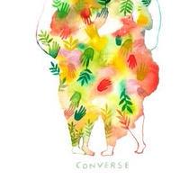 CONVERSE(1本)