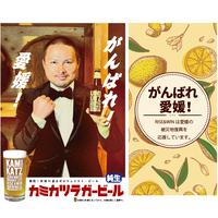 【限定】カミカツラガー 愛媛のレモンver.(330mlボトル×3本セット)