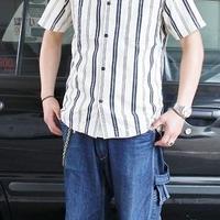 地下作業シャツ