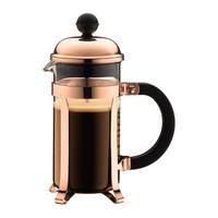 ボダム シャンボール ブロンズ 350ml フレンチプレスコーヒーメーカー