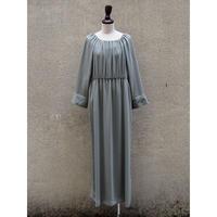 2003OP03 BACK SATIN DRESS