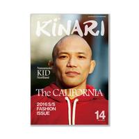 KINARI vol.14「The CALIFORNIA|カリフォルニア特集」