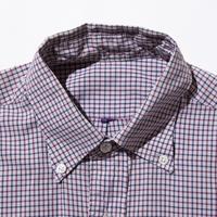 90`s Check Shirt
