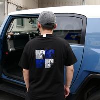 〈PAPER MIC〉JG12 T-Shirt Black