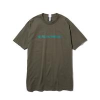 〈PAPERMIC〉CRASTY T-Shirt M.Green