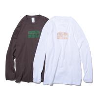 〈PAPERMIC〉TH L/S T-Shirt