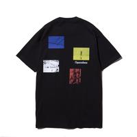 〈PAPERMIC〉Copacabana PKT T-Shirt Black
