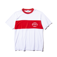 〈Lancia〉 Pile T-Shirt