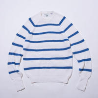 〈ST.JOHN'S BAY〉Cotton Knit Pullover