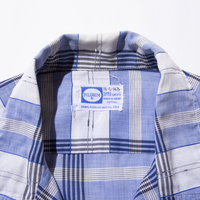 〈Sears〉70`s Check Shirt