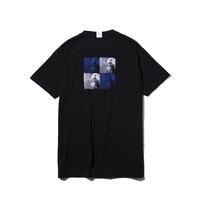 〈PAPERMIC〉JG12 T-Shirt Black