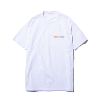 〈PAPERMIC〉PAPER PLEASE T-Shirt White