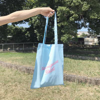 Kamogawa Mart TOTE  -light blue