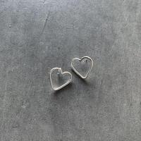 Silver Heart LinePierce