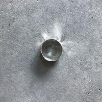 Silver Deformation Ring