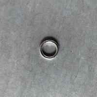Silver K.  Ring
