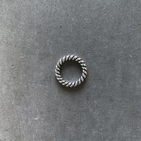 NEW Silver Twist Ring