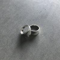 Silver U Ring