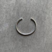 Silver  K. Bangle