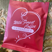 【単品商品】 フェアトレード エチオピアワイルドフォレスト ドリップコーヒー 15g