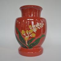 【琉球漆器】花瓶 月桃