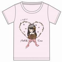 『星木エマ』生誕祭Tシャツ(スリジエ・月組メンバー用6名分)