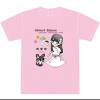 『愛葵さくら』生誕祭Tシャツ(スリジエ・宙組メンバー用6名分)