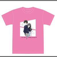 『櫻田玲音』生誕祭Tシャツ(スリジエ・風組メンバー用6名分)