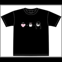 『来栖ここあ』生誕祭Tシャツ(月組メンバー用9名分)