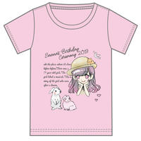 『夕姫さあな』生誕祭Tシャツ(大阪会場受取限定)