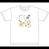 『桜井音』生誕祭Tシャツ(スリジエ候補生メンバー用8名分)
