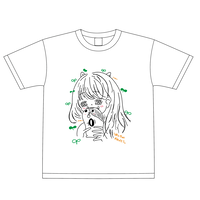 『黒咲りあん』生誕祭Tシャツ(スリジエ・月組メンバー用6分)