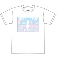 『石原由梨奈』生誕祭Tシャツ(スリジエ・月組メンバー用10分)