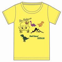 『夏野りん』生誕祭Tシャツ(スリジエ・星組メンバー用7名分)