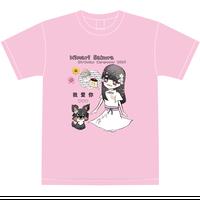 『愛葵さくら』生誕祭Tシャツ(スリジエ・星組メンバー用7名分)