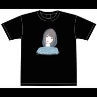 『白咲桃』生誕祭Tシャツ(スリジエ候補生メンバー用8名分)
