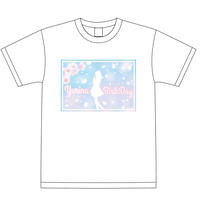 『石原由梨奈』生誕祭Tシャツ(配送限定・配送料込み)
