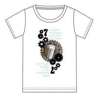『スチームガールズ』ユニット生誕祭Tシャツ(配送限定・配送料込)