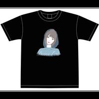 『白咲桃』生誕祭Tシャツ(宙組メンバー用9名分)