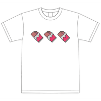 『葉月らむ』生誕祭Tシャツ(大阪会場受取限定)