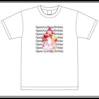 『大神彩』生誕祭Tシャツ(スリジエ候補生メンバー用8名分)