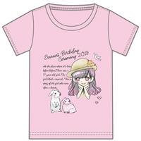 『夕姫さあな』生誕祭Tシャツ(スリジエ・月組メンバー用6名分)