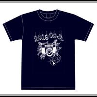 『青葉桃花』生誕祭Tシャツ(スリジエ・宙組メンバー用5名分)