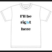 『椿原ほのん』生誕祭Tシャツ(配送限定)